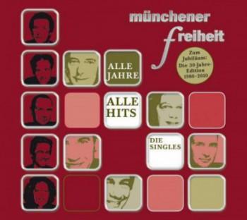 Alle Jahre Alle Hits – 30 Jahre Münchener Freiheit [Box-Set]